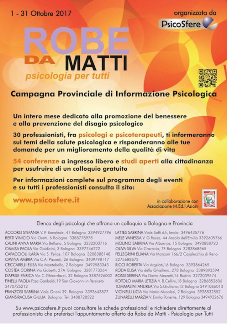 Calendario seminari ottobre 2017